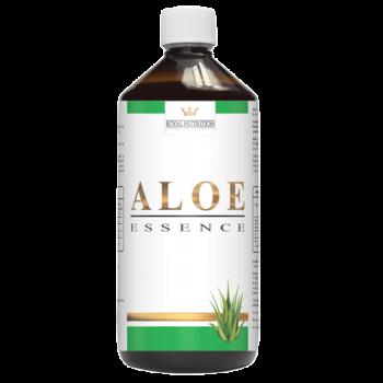 aloe essence, aloe vera, aloe barbadensis, royal nutrition, 1 litru
